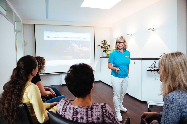 Praxis Dr. Niemer - Fachärztin für Allgemeinmedizin und Sportmedizin - Prävention in der Praxis